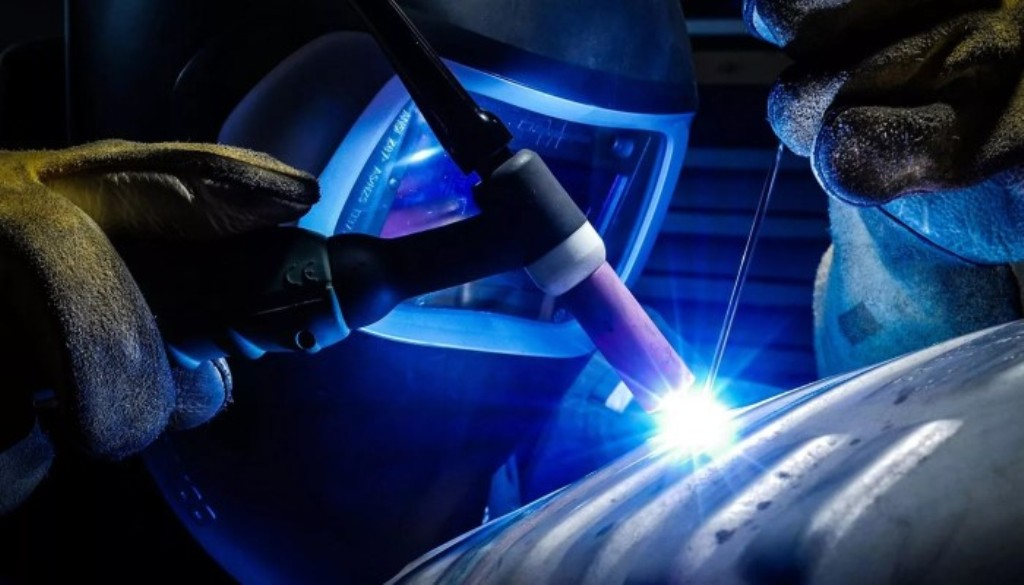argon arc welding