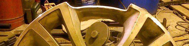 Сварка алюминиевых колесных дисков