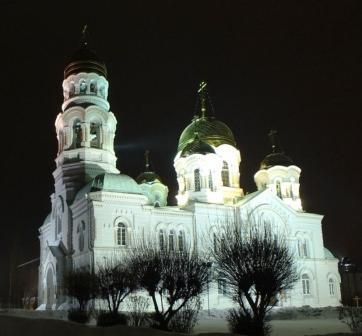 Церковь Иоанна Предтечи в Култаево