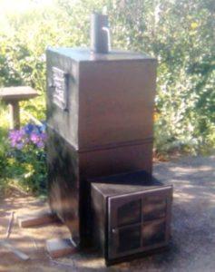Изготовление банных печек из металла