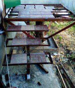 Изготовление металлических изделий по эскизам заказчика