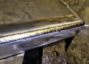 Сварка деталей из алюминия и его сплавов Сварка и сварочный ремонт деталей и конструкций