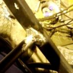Сварка алюминия коляска
