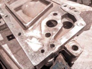 Сварка алюминия, алюминиевая крышка